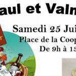 Marché du Terroir à Saint Paul et Valmalle le 25 juin 2016