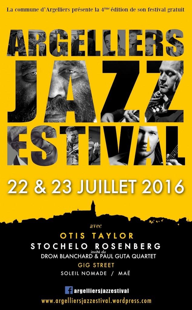 Kesara à Argelliers Jazz Estival 2016