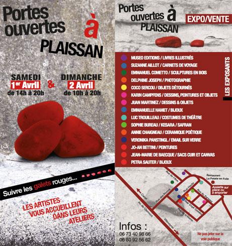 Les Galets Rouges Plaissan 2017