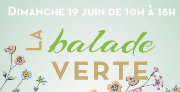 Balade Verte de la Dourbie le dimanche 19 juin à Canet